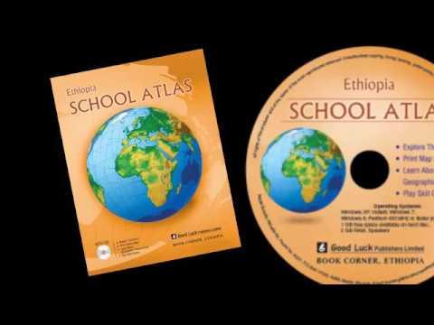 Oxford School Atlas Book