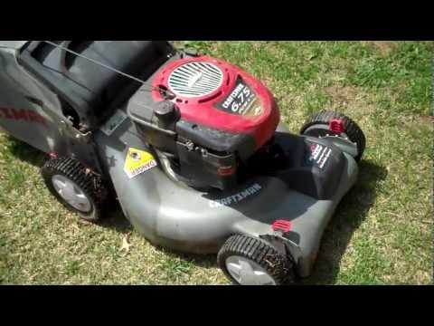 Sears Craftsman 22 Series 650 Lawn Mower Craigslist Fi