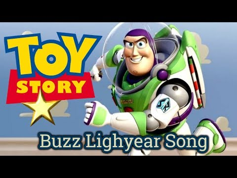 Toy Story songs Buzz Lightyear