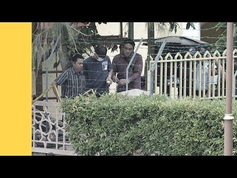 Suspek Bakar Tahfiz Dihalang Jumpa Keluarga