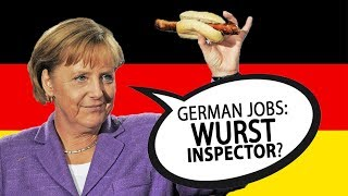 What Is The Most Common Career Among Germans In Germany  Get Germanized SnapChat QA 26