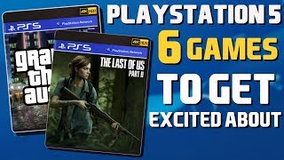 Playstation 5   Six Ps5 Games To Look Forward Too   Ps5 Latest News, Rumours, Leaks, Price & Reveals