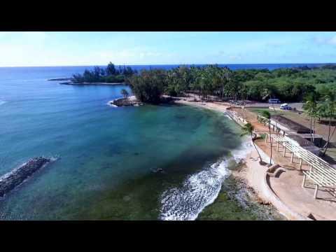 Hawaii Beaches: Haleiwa Beach Park