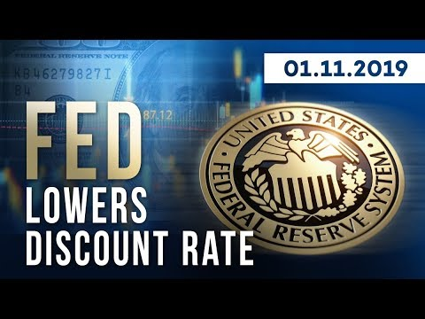 forex-news- -weekly-review---fed-lowers-discount-rate- -november-1,-2019