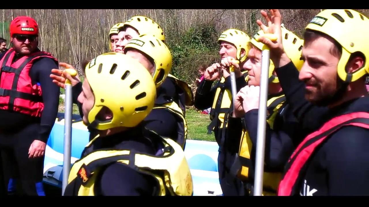 adapir boshoku rafting - youtube