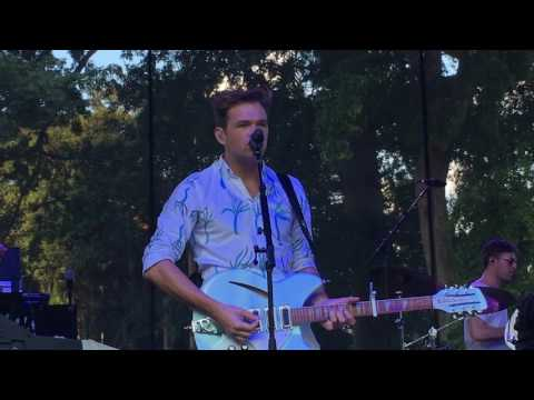 St. Lucia Do You Remember LIVE at Chipotle Cultivate Festival