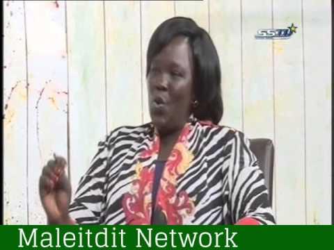 South Sudan TV interviews former rebel member