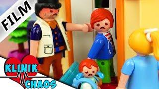 Playmobil Film deutsch EINZUG BEI PFLEGE-FAMILIE neue Eltern für Familie Vogel Kinder - Klinikchaos