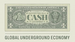 James Henry »THE GLOBAL UNDERGROUND ECONOMY« | Lecture 2015-4-16
