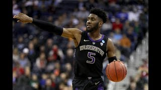 Jaylen Nowell highlights: Explosive Washington guard prepares for NBA Draft after being named...