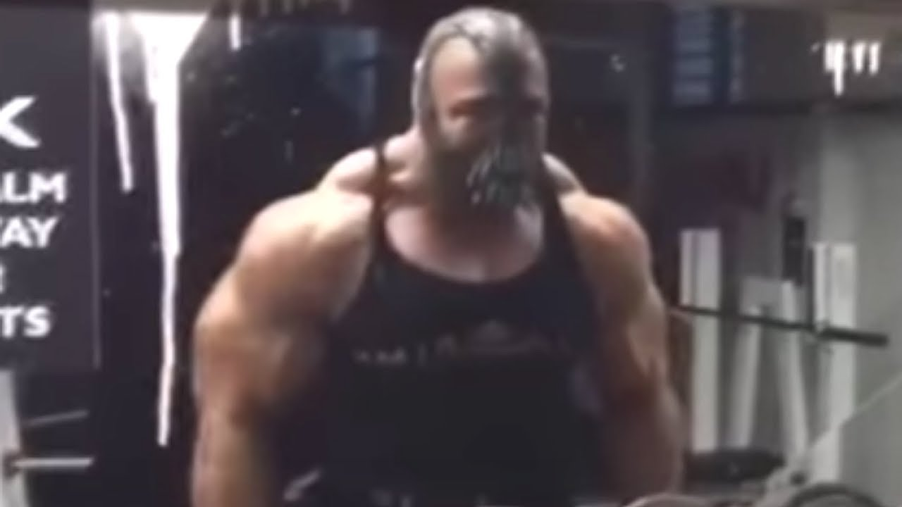 Bodybuilder Wallpaper With Quotes Bane Halloween Costume Youtube
