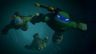 Teenage Mutant Ninja Turtles: Legends - FOOT CLAN ATTACKS #TMNT 2012