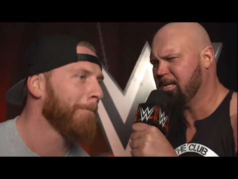 WWE Superstars sing along with Jarrett's