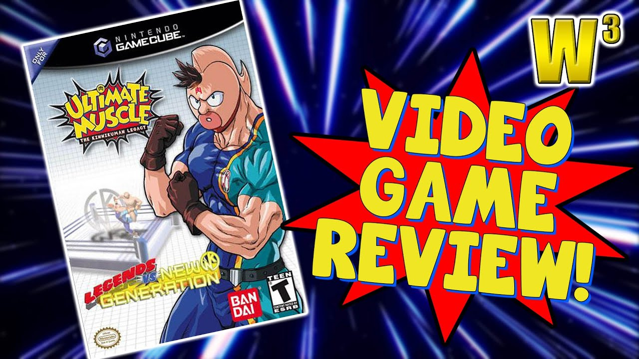 Ultimate Muscle Game Review Wrestling With Wregret Youtube