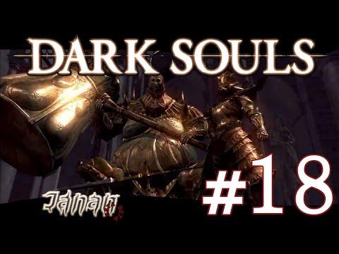Dark Souls /PC/ Cap. 18: Ornstein el Asesino de dragones y Smough el Verdugo