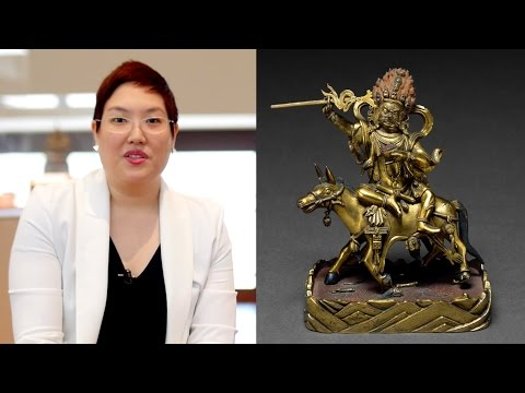 Exhibition Highlight with Dr. Jacqueline Chao   The Divine Feminine in Tibetan Esoteric Buddhism