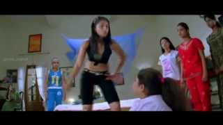 Souryam Movie || Anushka's Body Oil Massage