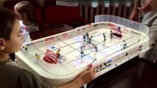 Homo ludus - Table hockey - Как мы тренировались ''перед Одессой''