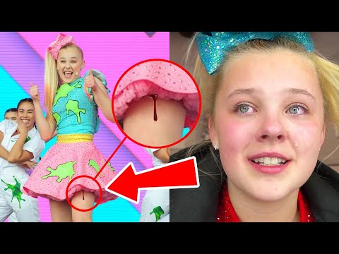 JOJO SIWA MOST EMBARRASSING MOMENTS YOU HAVEN'T SEEN...