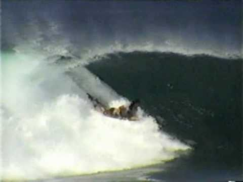 Bodyboarding World Championship at Pipeline in Hawaii Part 2