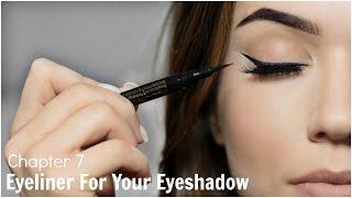 Beginner Eyeliner Tutorial | Chapter 7