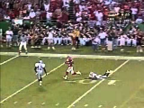 1998 Chiefs Highlights - Chiefs Week 1    Grbac to Rison