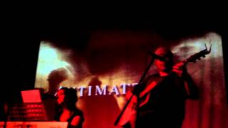 Antimatter - Live In Barcelona - Fighting For a Lost Cause