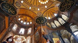 Mesjid Hagia Sophia ~ Keluguan kita di hadapan Agama dan Politik