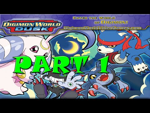 Repeat Let's Play Digimon World Dawn Episode 1 - I'm baaaack