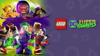 LEGO DC Super-Villains z qbarem