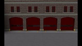 [Roblox City Build] Building a Firehouse Pt 1.