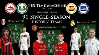 PES Time Machine