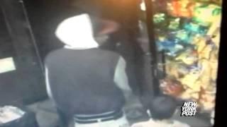 Raw Video: Boy, 8, shot in Bronx - New York Post