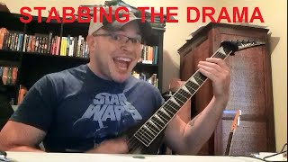 "Soilwork ""Stabbing The Drama"" Guitar Cover"