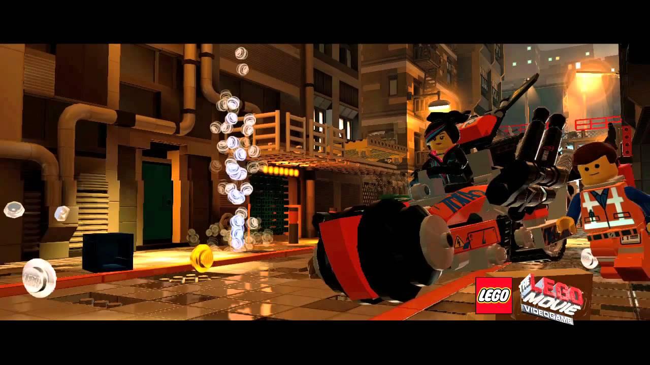 Lego Przygoda Gra Video Youtube
