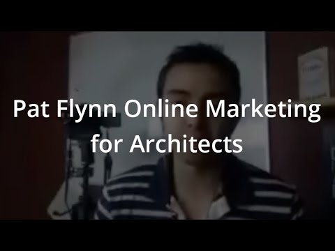 Pat Flynn Online Marketing for Architects