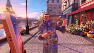 Bioshock Infinite - La Vie En Rose (HD)