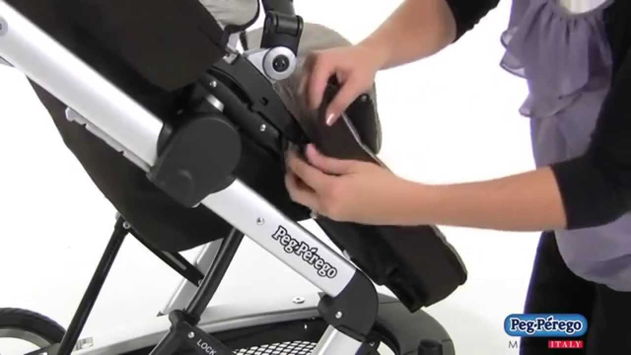 Обзор коляски Peg Perego GT3 - YouTube