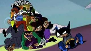 Batman: Brave and the Bold - Legends of the Dark Mite Batman's Imagination