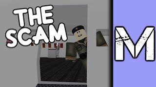 The Scam: Part 2 [A ROBLOX Machinima]