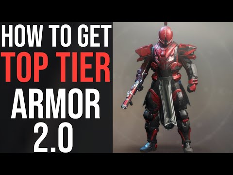 How To Get The Best Armor Sets In Destiny 2 Shadowkeep