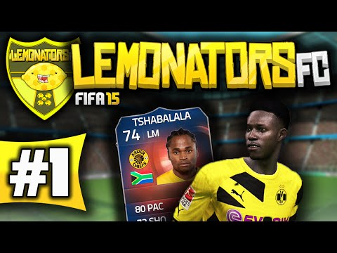 "FIFA 15: Ultimate Team - Lemonators FC! - #1 - ""LET"