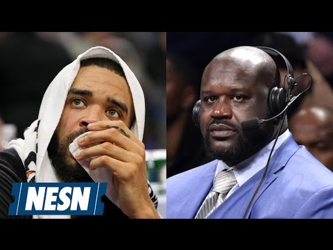 5e23076e5c5 The Shaq Vs. Javale McGee Twitter War Got Out Of Hand - YouTube