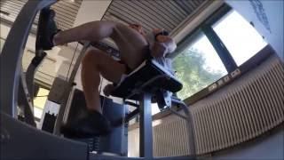 Натуральный бодибилдинг. Продолжаю подготовку. Ноги