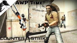 CS:GO Awp Time - CyberpowerPC Black Gamer Ultra GUA250