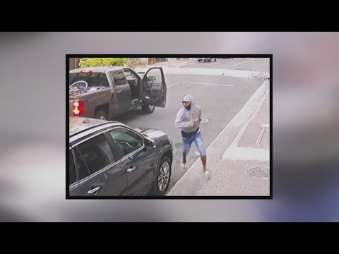 Honolulu Crimestoppers need your help identifying another violent purse-snatching suspect