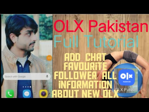 OLX Pakistan 2019 New Version  - Full Tutorial / How To Put Add On New Olx 2019/ Blue Icon Olx
