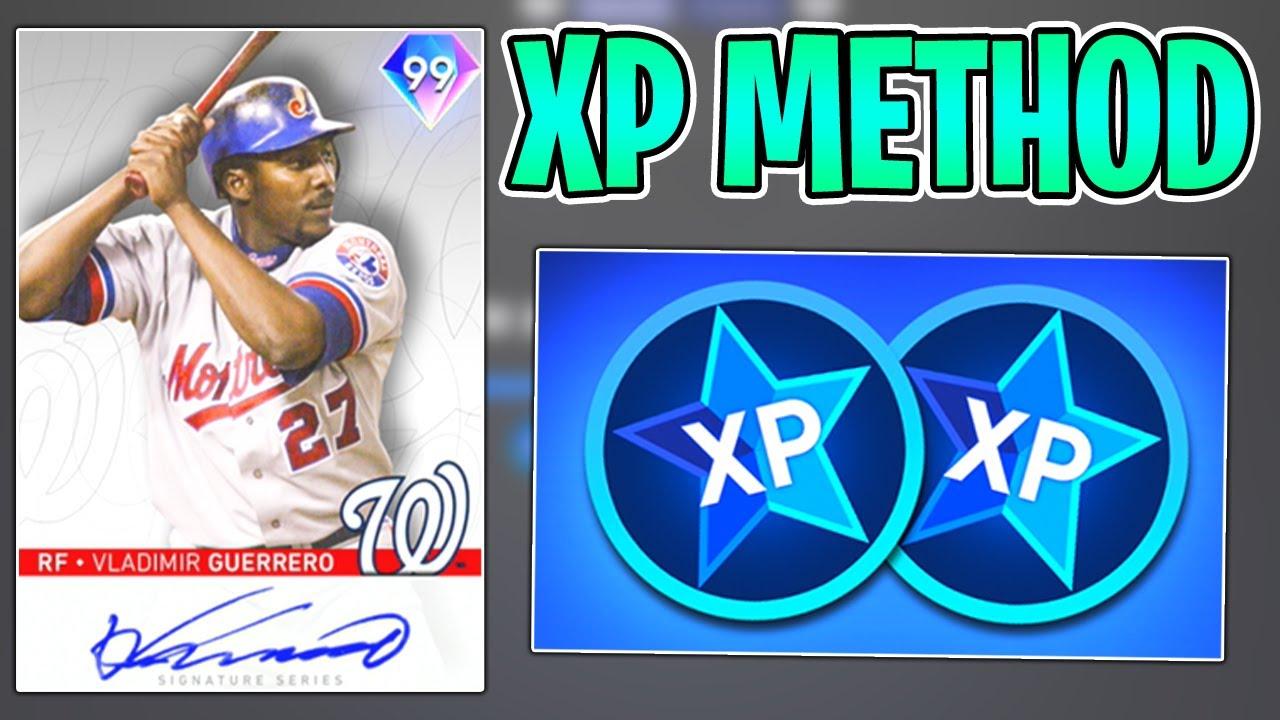 XP METHOD! FINISH THE 5TH INNING PROGRAM EASILY! MLB The Show 21 Diamond Dynasty