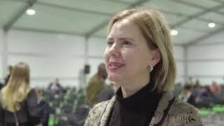 Interview with Cora van Nieuwenhuizen, Minister of Infrastructure& Water Management, the Netherlands