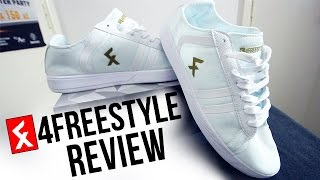 First ever football freestyle shoes - 4freestyle explore test + thoughts